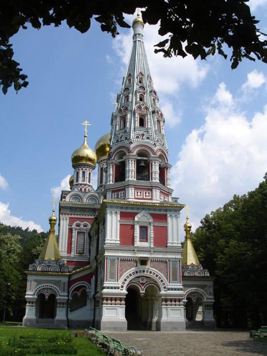 Резултат с изображение за храм паметник рождество христово шипка